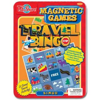 T.S. Shure Travel Bingo Game Tin Play Set