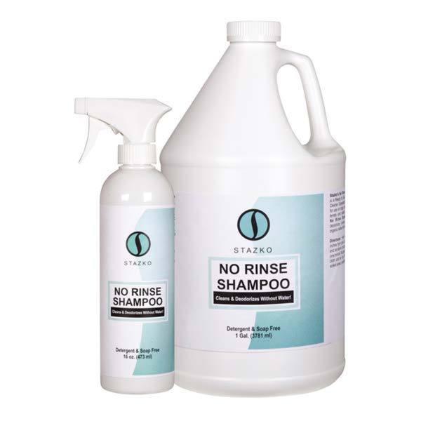 Stazko No Rinse Cat or Dog Shampoo