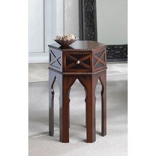 Octagon 6-Leg End Table