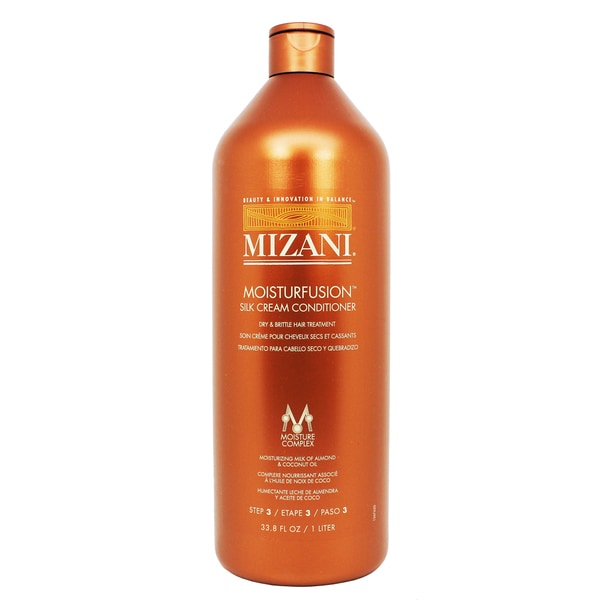 Mizani Moisturfusion 33.8-ounce Silk Cream Conditioner
