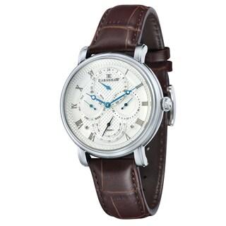 Thomas Earnshaw Longcase Men's Master Calendar Timepiece