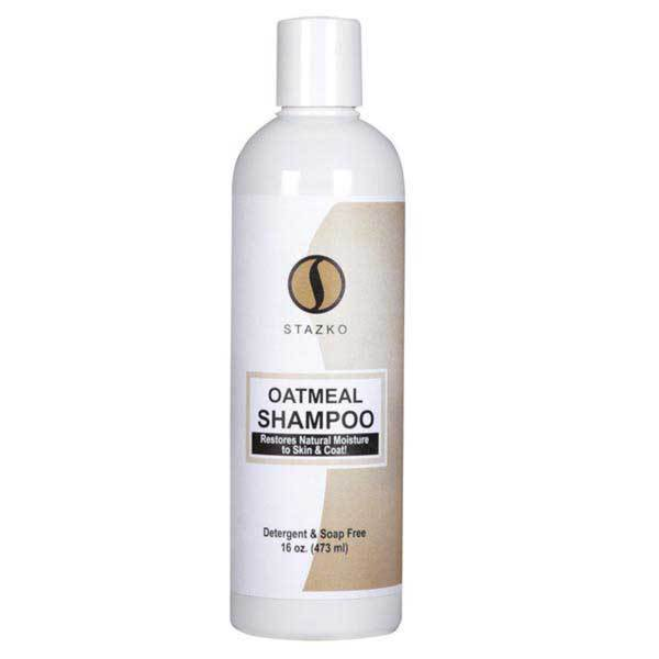 Stazko Oatmeal Shampoo for Dogs and Cats