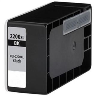 Canon MAXIFY PGI-2200 2200XL Replacement Ink Cartridge for IB4020 MB5020 MB5320 Series Printer 18830065