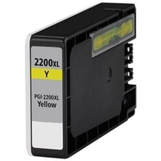 10PK PGI2200 XL Black Compatible Ink Cartridge For Canon iB4020 MB5020 (Pack of 10) 16335465