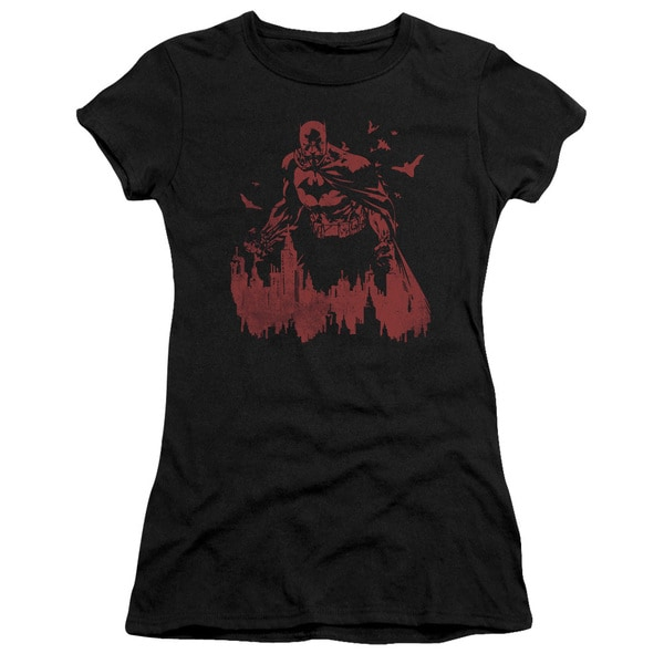 Batman/Red Knight Junior Sheer in Black