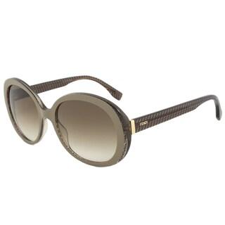 Fendi FF0001/S 7PEDB Round Sunglasses