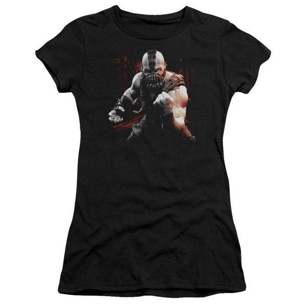 Dark Knight Rises/Bane Battleground Junior Sheer in Black