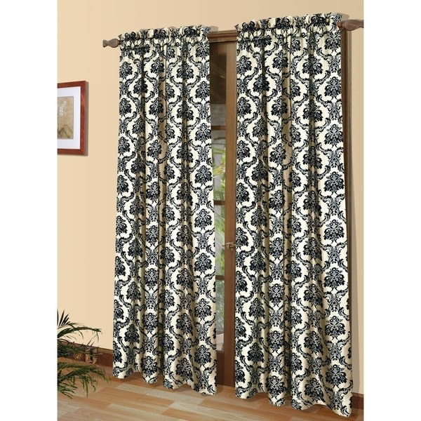 Black And White Stripped Curtains Mauve Thermal Curtains