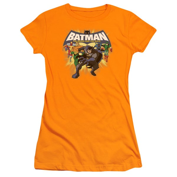 Batman Bb/A Bold Force Junior Sheer in Orange