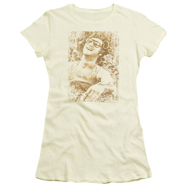 Bruce Lee/Freedom Junior Sheer in Cream