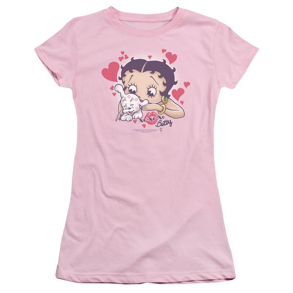 Boop/Puppy Love Junior Sheer in Pink