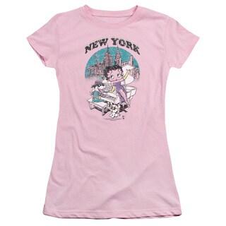 Boop/Singing in Ny Junior Sheer in Pink