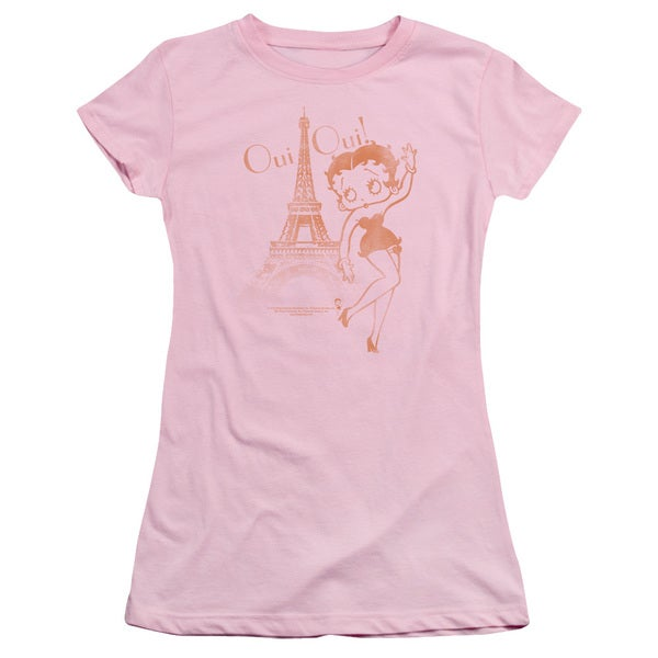 Boop/Oui Oui Junior Sheer in Pink