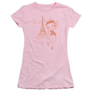Boop/Oui Oui Junior Sheer in Pink