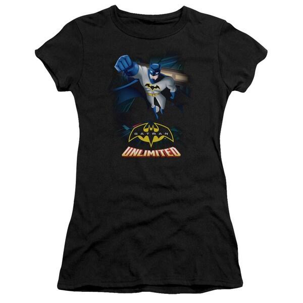 Batman Unlimited/Descent Junior Sheer in Black