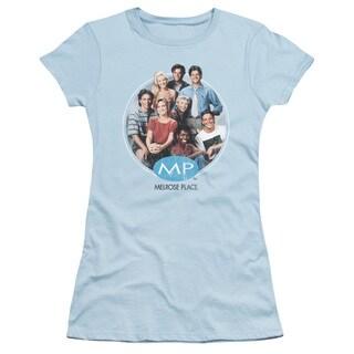 Mp/Season 1 Original Cast Junior Sheer in Light Blue