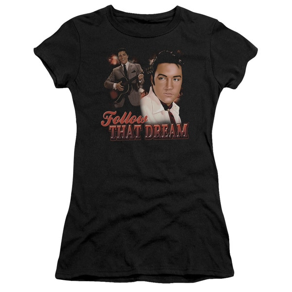 Elvis/Follow That Dream Junior Sheer in Black