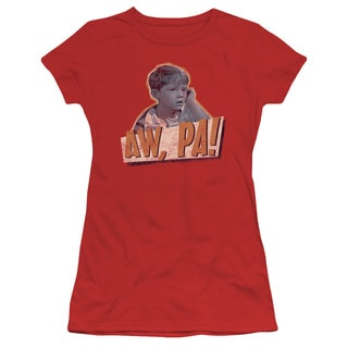 Andy Griffith/Aw Pa Junior Sheer in Red