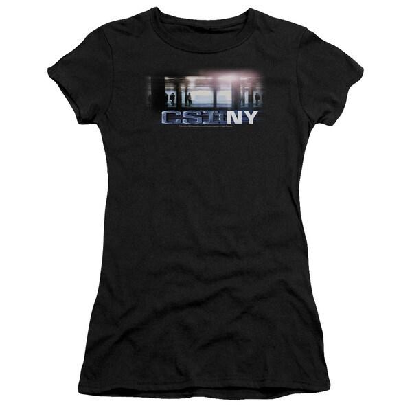 CSI/New York Subway Junior Sheer in Black
