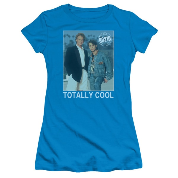 90210/Totally Cool Junior Sheer in Turquoise