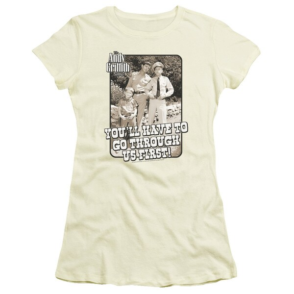 Andy Griffith/Through Us Junior Sheer in Cream