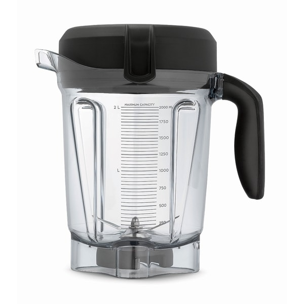 Vitamix Low Profile 64 oz/2.0 L Container, Clear 18839859