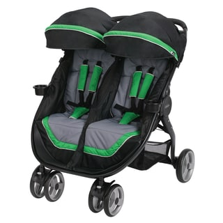 Graco FastAction Fold Fern Green/Grey/Black Duo Click Connect Stroller