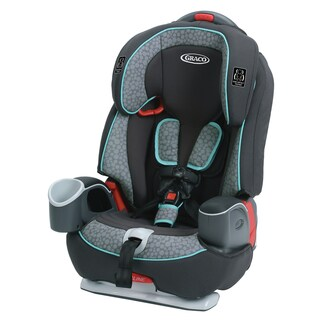 Graco Nautilus 65 Sully Grey Plastic 3-in-1 Harness Booster Seat
