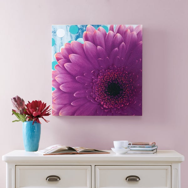 Mi Zone Vibrant Violet Gel Coat Canvas