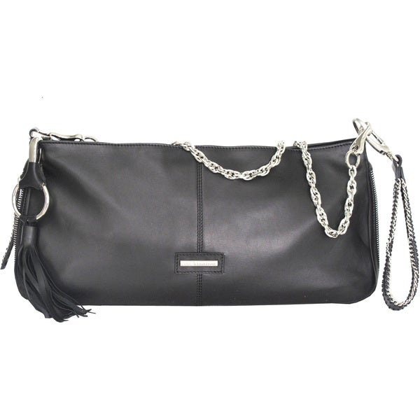Ugo Santini Leather Evening Bag