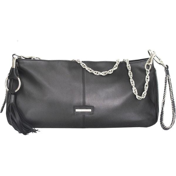 Ugo Santini Leather Evening Bag