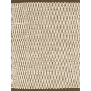 Handmade Flat Weave Rug (4' x 6')