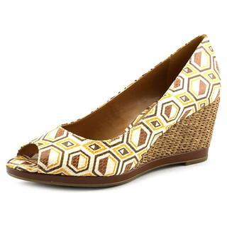 Naturalizer Women's Narlene Multicolor Fabric Sandals