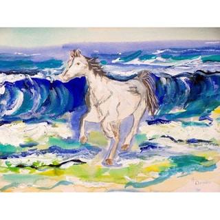 Horse & Surf Place Mat (Set of 4)
