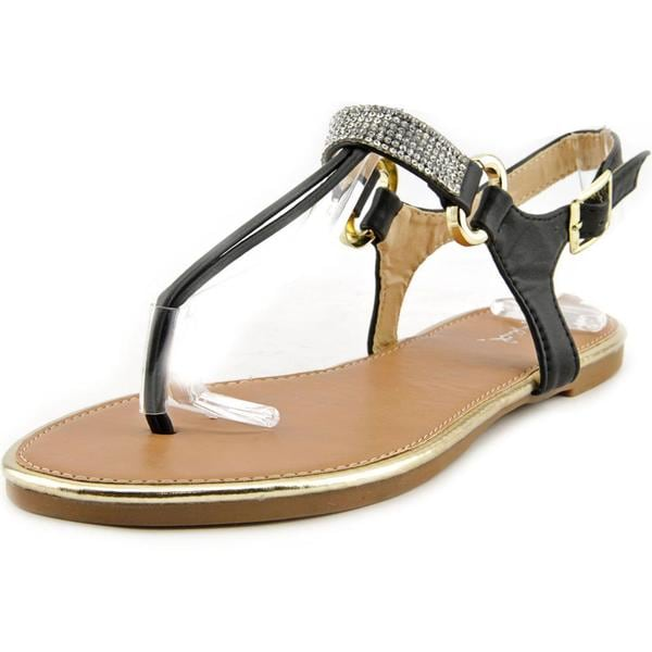 Qupid Women's Gem 01 Synthetic Sandals