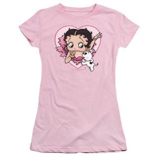Boop/I Love Betty Junior Sheer in Pink