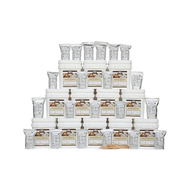 Premium 6-month Food Supply Kit 18846287