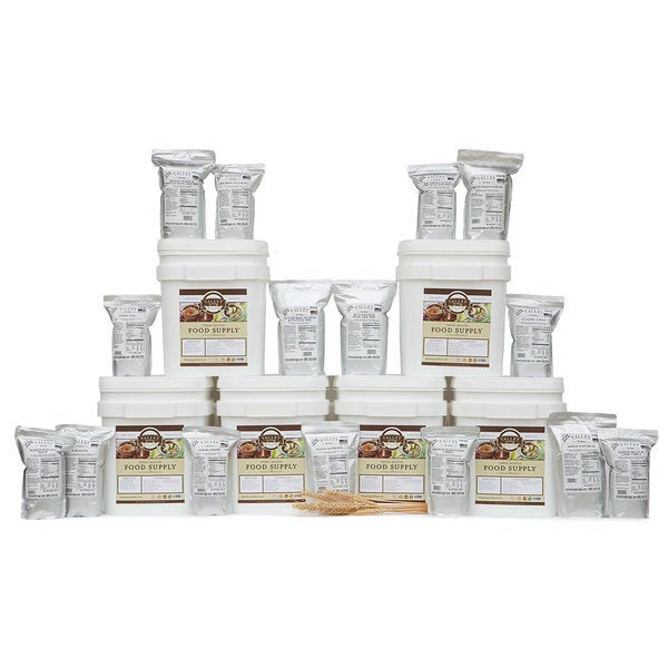 Valley Food Storage 3-month Premium Food Supply Kit 18846349