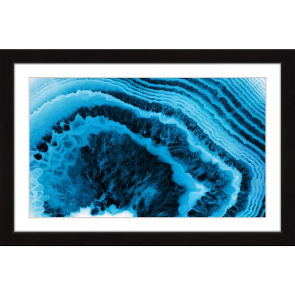 Marmont Hill 'Between the Layers' Framed Art Print