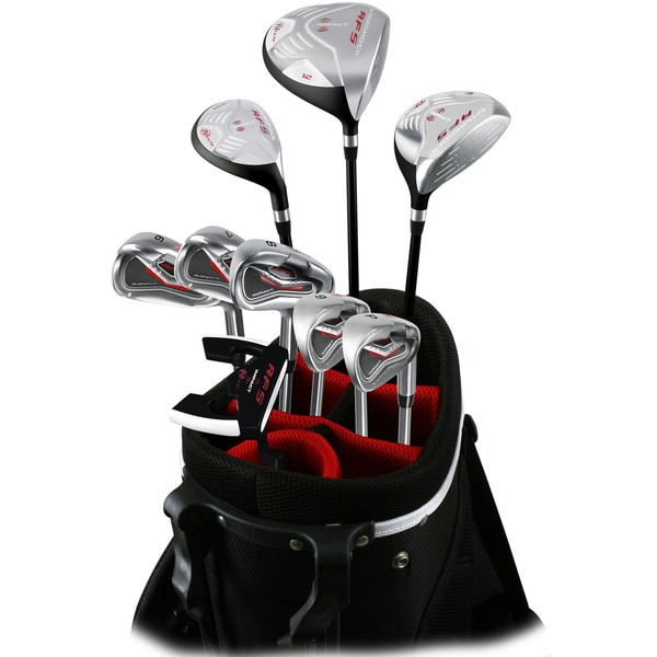 Nextt Golf AFS Aftershock Mens Left Hand Package set Stand Bag