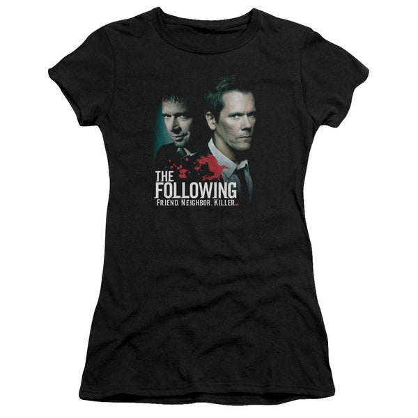 Following/Enemies Junior Sheer in Black