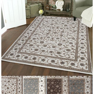 Admire Home Living Plaza Vines Area Rug (7'10 x 10'6)