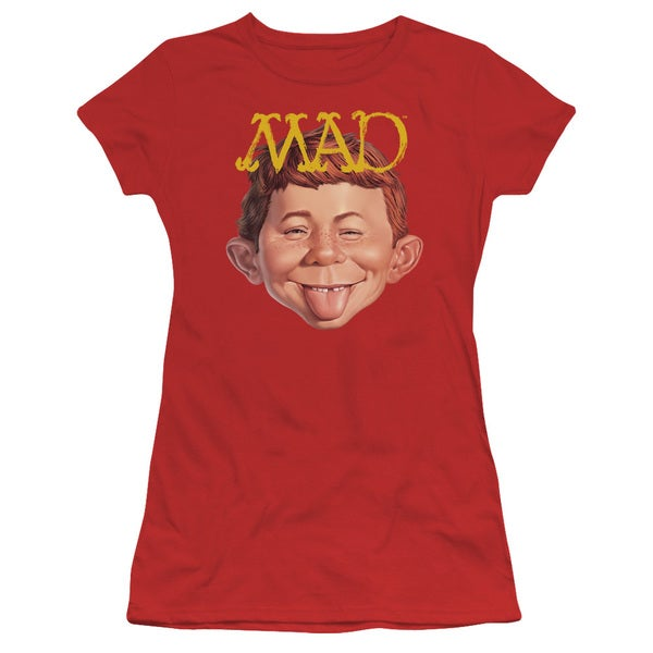 Mad/Absolutely Mad Junior Sheer in Red