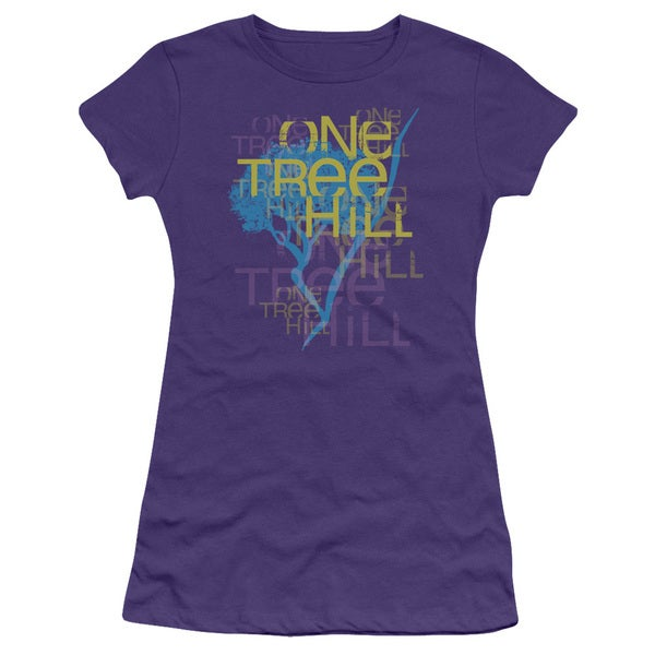 One Tree Hill/Title Junior Sheer in Purple