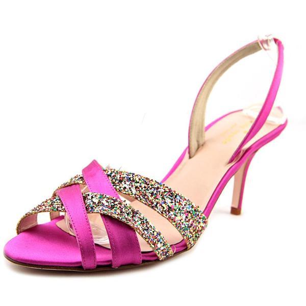 Kate Spade Women's Sasha Satin Sandals