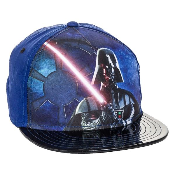 Concept One Men's Star Wars Darth Vader Blue Cotton/Polyester Hat