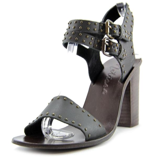 Matisse Women's Sally Grey Leather Sandals