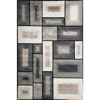 Christopher Knight Home Valerie Phoebe Multi Grey Rug (8' x 10')