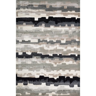 Christopher Knight Home Valerie Eve Multi Beige Stripe Rug (8' x 10')