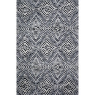 Christopher Knight Home Verna Cade Ash Frieze Rug (8' x 10')